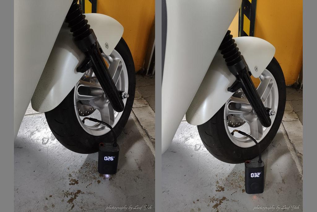 米家電動打氣機開箱│從此輪胎不再重拖,打氣自己來免求人! 米家打氣機台灣、小米電動打氣機評價